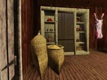 Vorratsraum im Anbau