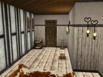 Wohnzimmer der Großmutter
